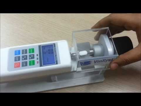 VinSyst Tablet Hardness Tester