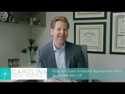Achieving Natural Results After A Mini Facelift | Carolina Facial Plastics