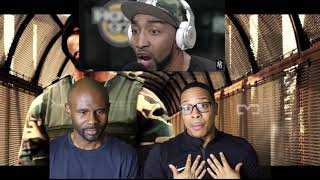 Mysonne Freestyles On Flex (REACTION!!!)