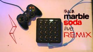Marble Soda live remix ((MF 3d))