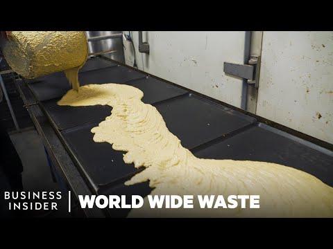 Světový odpad: Veganská kůže z manga