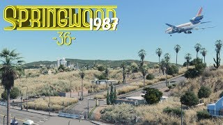 Gambar cover Cities Skylines: Springwood Flight Path Problems - EP36 -