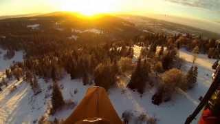 Ca vol au déco sud en hiver