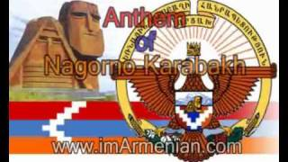 preview picture of video 'Artsakh National Anthem [ Vocal ]'