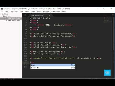 02. HTML - Basic Tutorial