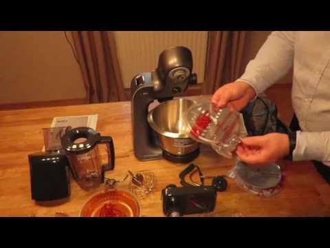 ᐅᐅ】Bosch Mum59N26De Küchenmaschine Homeprofessional Tests +