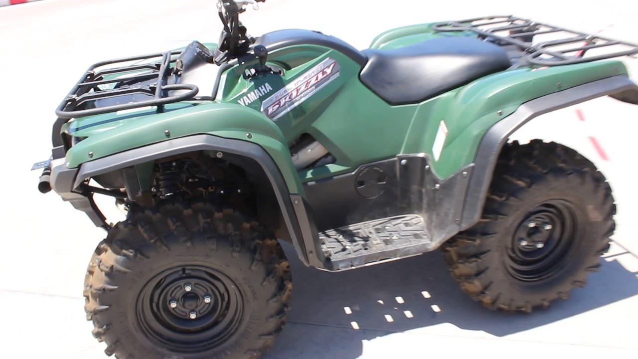 2013 Yamaha Grizzly 700 FI Auto 4x4