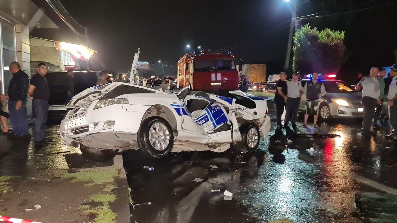 Արմավիր-Երևան ավտոճանապարհին ավտովթարի զոհ է դարձել երեք մարդ, այդ թվում ոստիկանության աշխատակիցներ