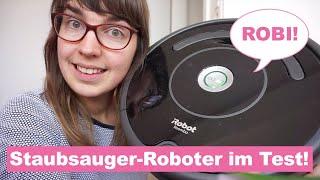Johanna testet den iRobot Roomba 671! | Staubsauger-Roboter | Robi