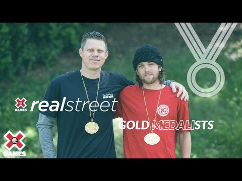 REAL STREET 2020: Gold Medal Video | World of X Games