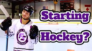 5 Things That Will Happen When You Start Hockey