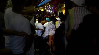 Funkmaster Flex yacht birthday party with Ashanti fight part 1