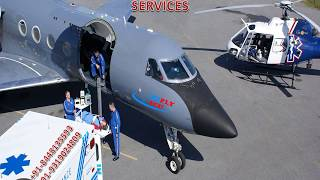 Get Hire Budget Air Ambulance Service from Guwahati to Patna