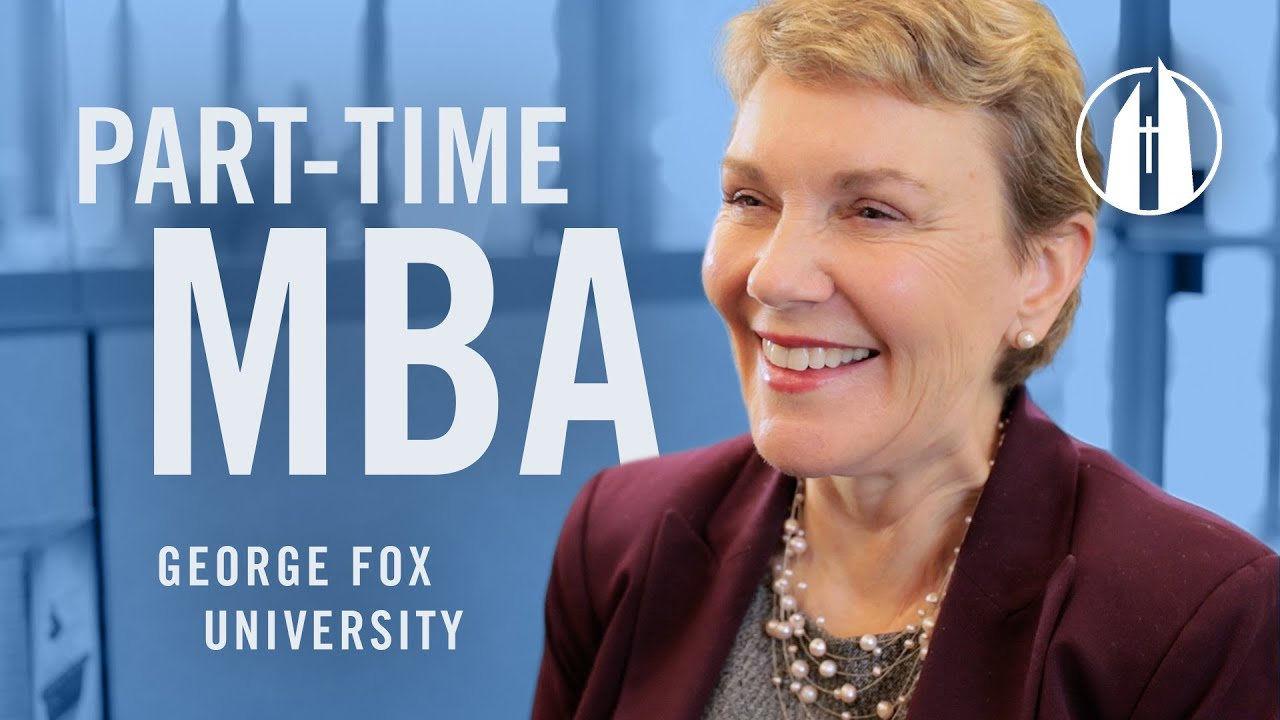 Watch video: Part-Time MBA: Student Experiences and Outcomes