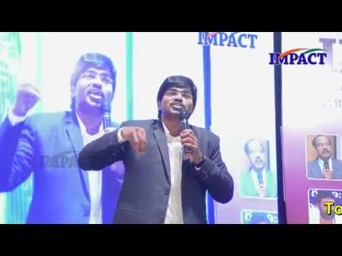 Know Your Self | Sudheer Sandra  | TELUGU IMPACT Kakinada 2017