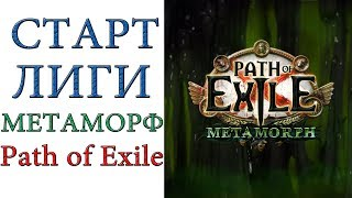 Path of Exile -  Старт лиги Метаморф