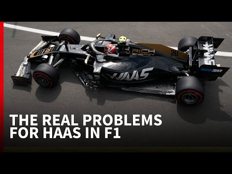 The real problems for Haas beyond F1 sponsor shambles
