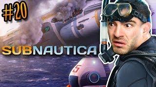 Subnautica Ep. 20 - Into The Lava