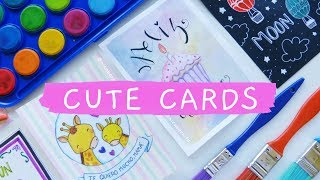 CUTE  CARDS TO MAKE 😍 MOTHER'S DAY CARD ✨ GIFTS FOR BOYFRIEND 🎁 DIY BIRTHDAY CARD IDEAS