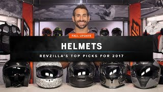 Best Motorcycle Helmets 2017 - FALL UPDATE