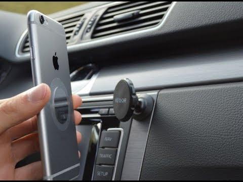 Magnetische Handyhalterung fürs Auto!  Anleitung FLEXD-CAR