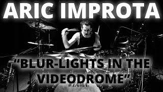 "Meinl Cymbals   Aric Improta   ""Blur Lights In The Videodrome"""