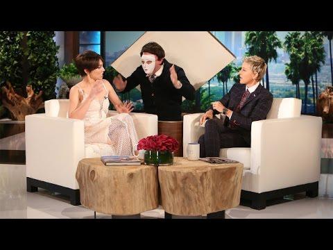 Oh, Boy Does Lauren Cohan Get Scared!