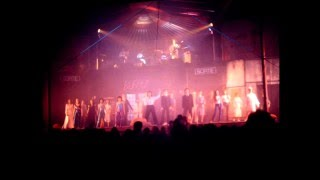 Ange   La gare de Troyes - Live 1983