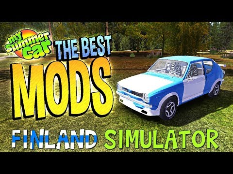 My Summer Car All The Mods The Best Mods Mods Collection My