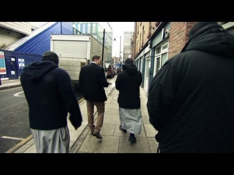 London's 'Muslim Patrol' aims to impose Sharia law in East London