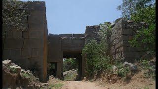 Megalithic India Rachakonda Fort -nagranie w j.rosyjskim