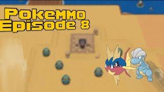 PokeMMO Episode 8 - Desert Resort!