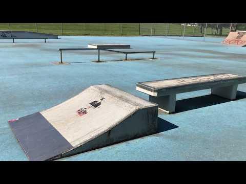 Oak Ridge, TN Skatepark Tour 2018