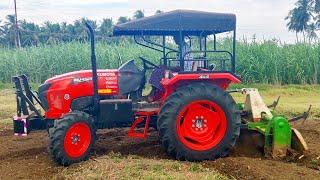 kubota mini tractor rotavator - TH-Clip