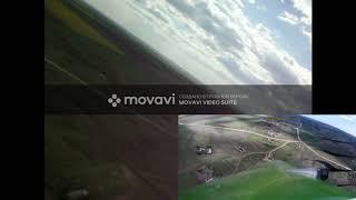 Fpv планер maja2700 пробный полет 9 мая ветер 35 км ч