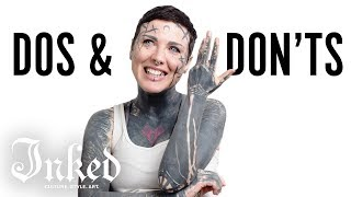Michelas Tattoo Dos & Donts | INKED