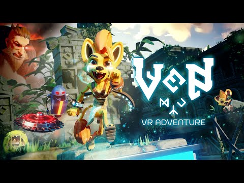 Oculus Rift Launch Trailer de Ven VR Adventure