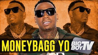 BigBoyTV - Moneybagg Yo on 'Reset', Linking w/ J Cole & Messing w/ Fans