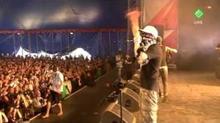 FBF Bottle and a Gun live 2009