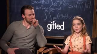 Chris Evans & McKenna Grace: GIFTED