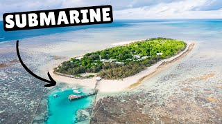 GREAT BARRIER REEF SUBMARINE (first night dive)