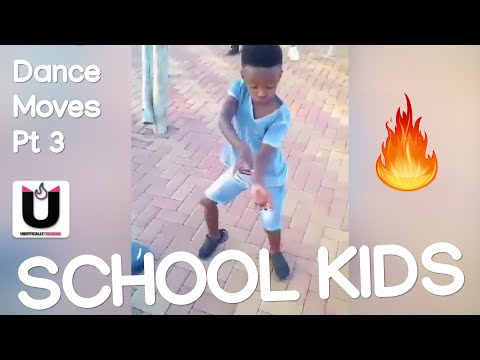 South African School Kids Amapiano Dance Moves 2020 Part 3