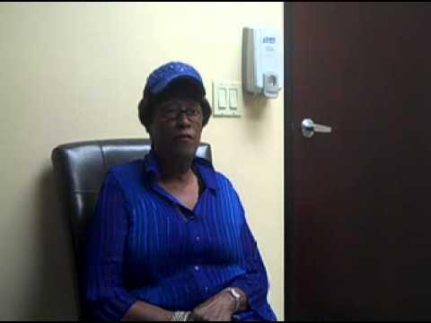 Ester's Testimonial