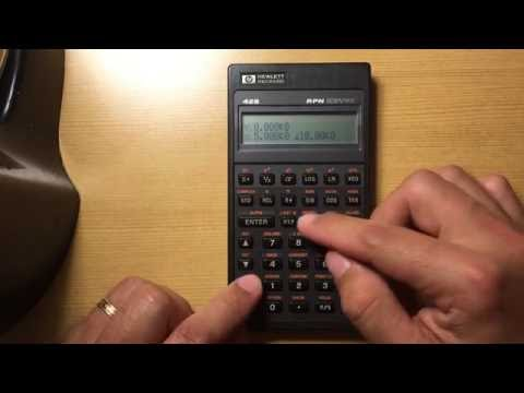 HP 42s Review