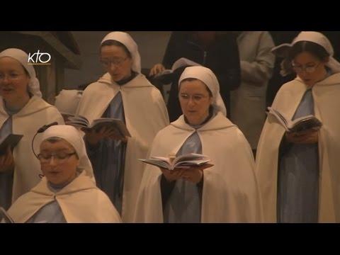 Vêpres et Eucharistie du 9 avril 2016