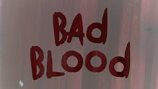 Ryan Adams - Bad Blood Lyric Video