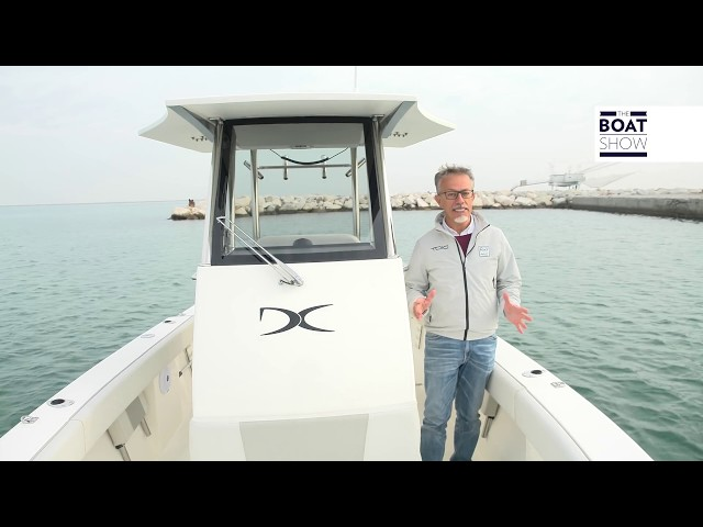 [ENG] DELLAPASQUA DC Seven - 4K Full Review -  The Boat Show