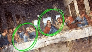 If You Look Closely at Leonardo's Last Supper, You'll See It's Absolutely Full of Secrets