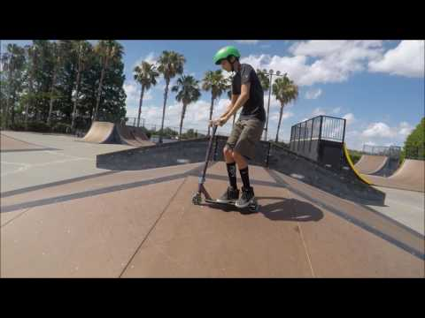 Dylan Monteiro at the Clearwater Skatepark, May 5th 2017