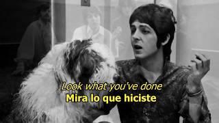 Martha my dear - The Beatles (LYRICS/LETRA) [Original]